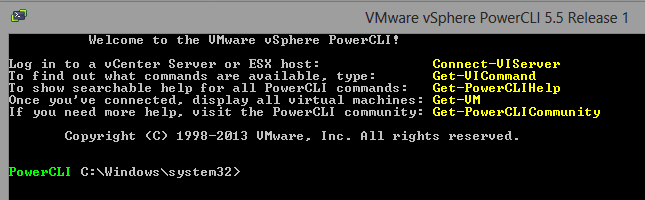 Using PowerCLI to add a datastore to VMware hosts