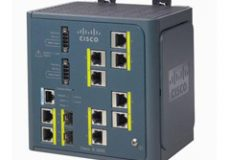 IP Routing on Cisco IE-3000